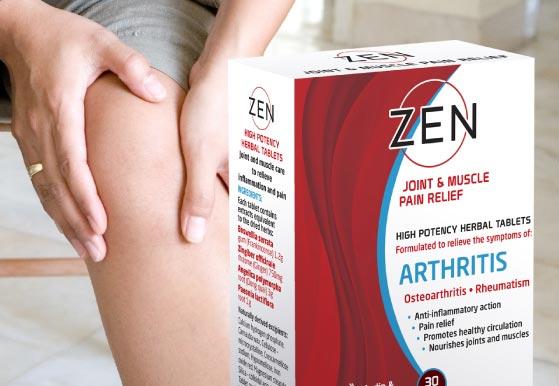 Zen Arthritis Tablets