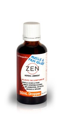 Zen Herbal Liniment Dropper - Zen Herbal Liniment Spray & Gel