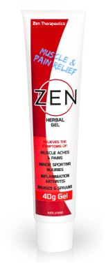 Zen Herbal Liniment Gel - Zen Herbal Liniment Spray & Gel